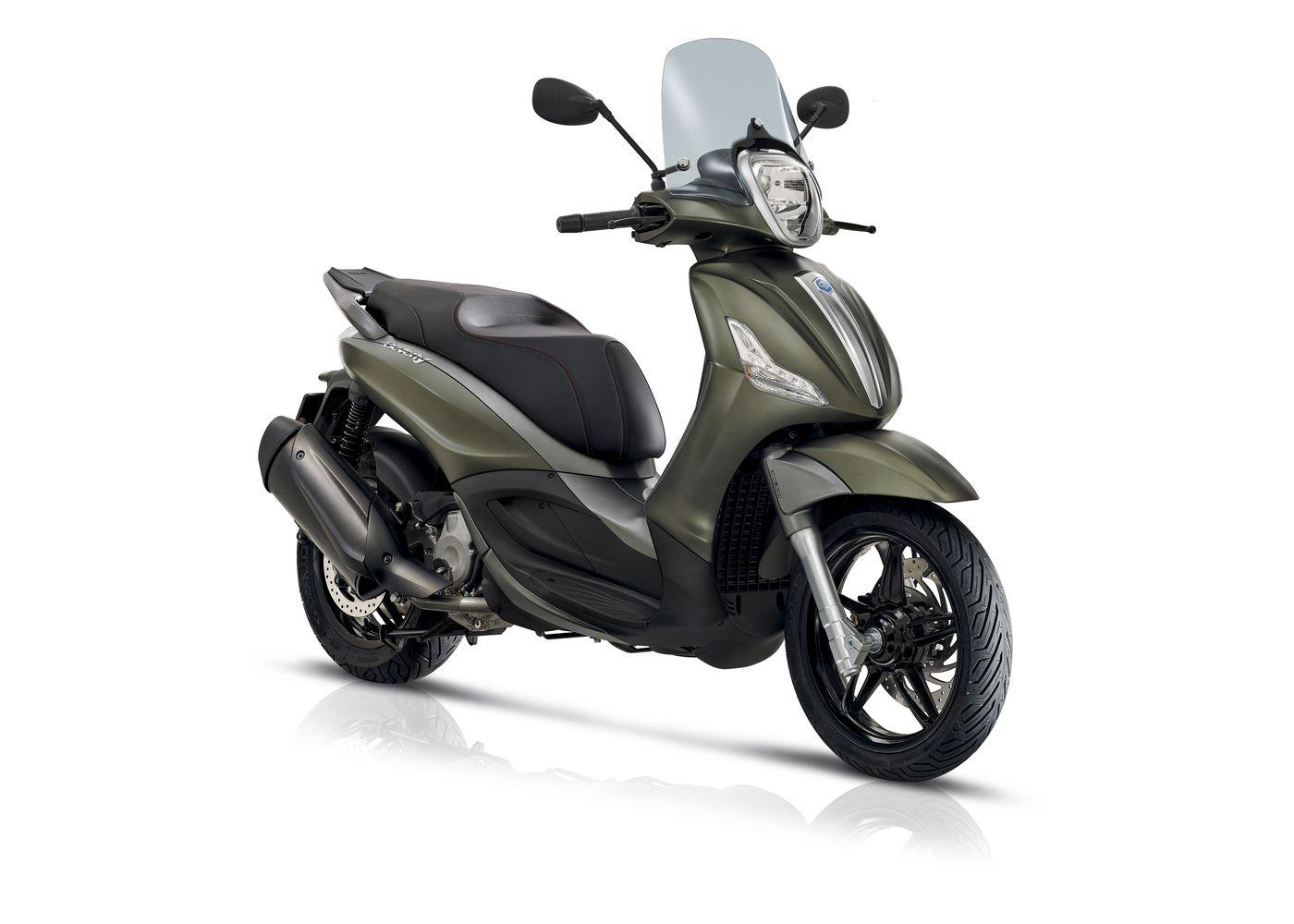 PIAGGIO BEVERLY 300/350 DESDE 3.818€