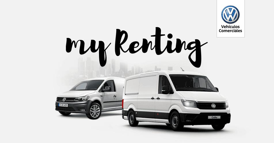 ¿Qué ventajas tiene el renting de vehículos comerciales?