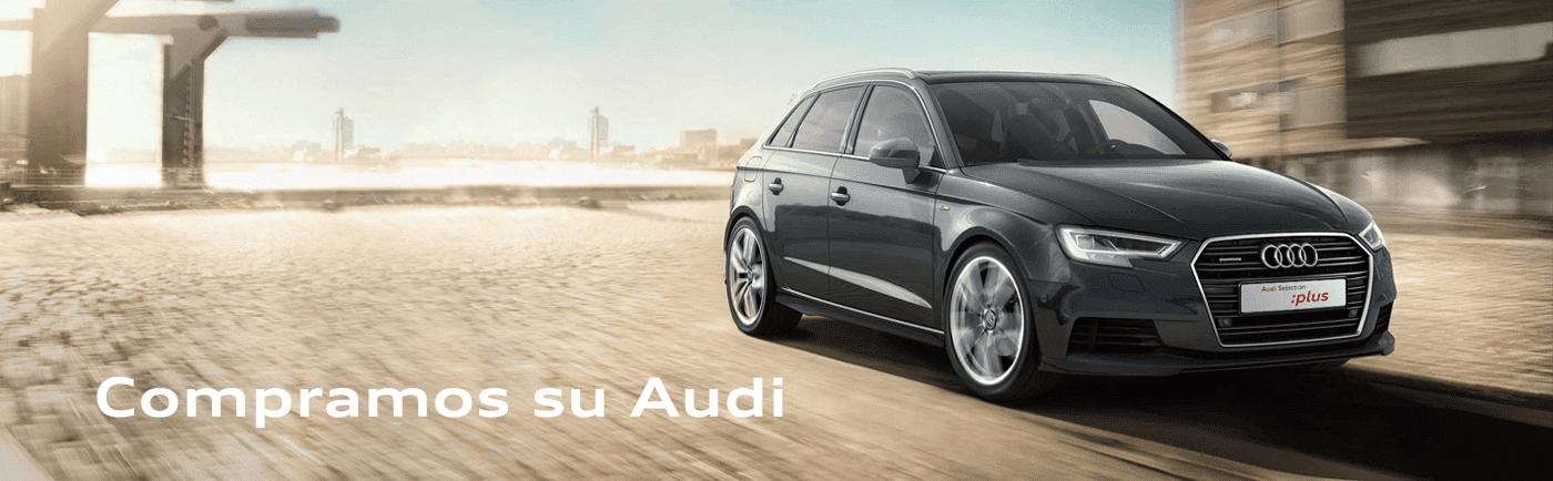 Nuevo servicio, Compramos su Audi!