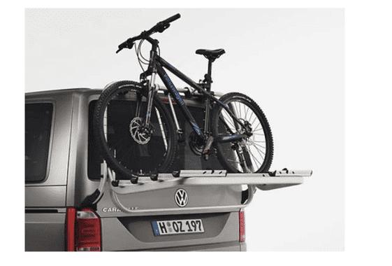 Portabicicletas Volkswagen Original por 628€