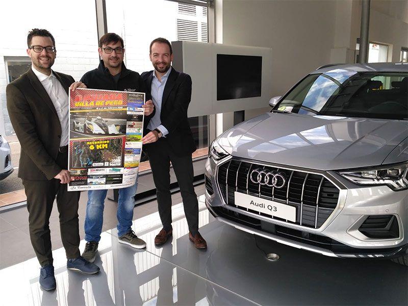 Audi Gandia Motors, presente en la II Subida Villa de Pego – Club Automovilismo Gandia