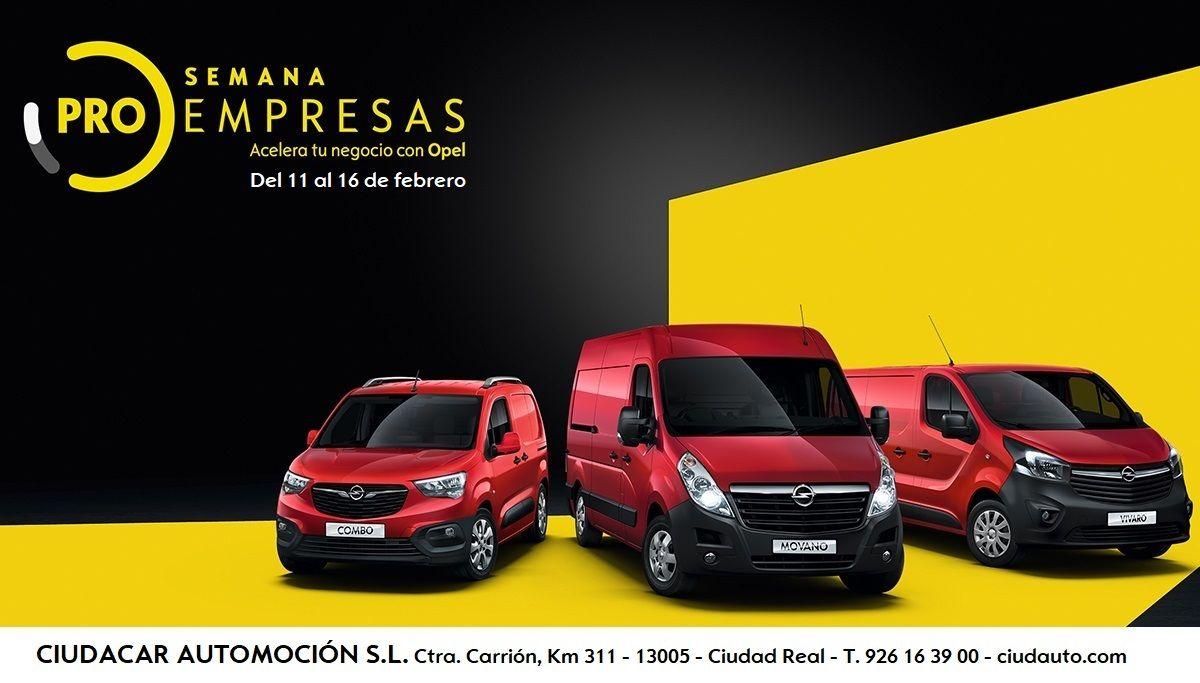 Semana Pro Empresas Opel