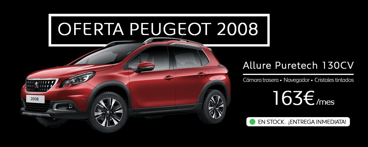 Oferta Peugeot 2008 stock