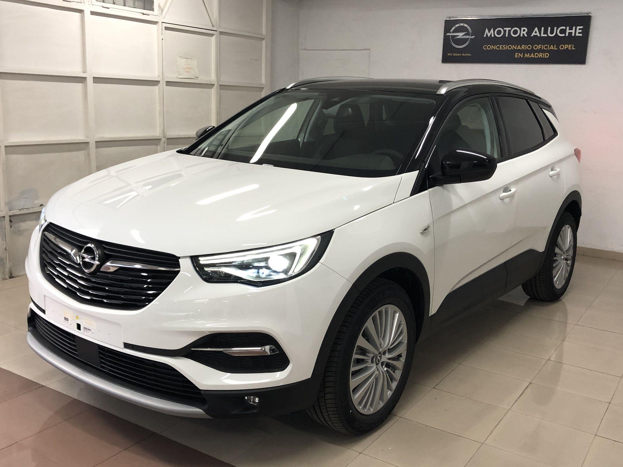 Opel GrandLand X Design Line 1.2 T S&S (130cv) desde 23.490€
