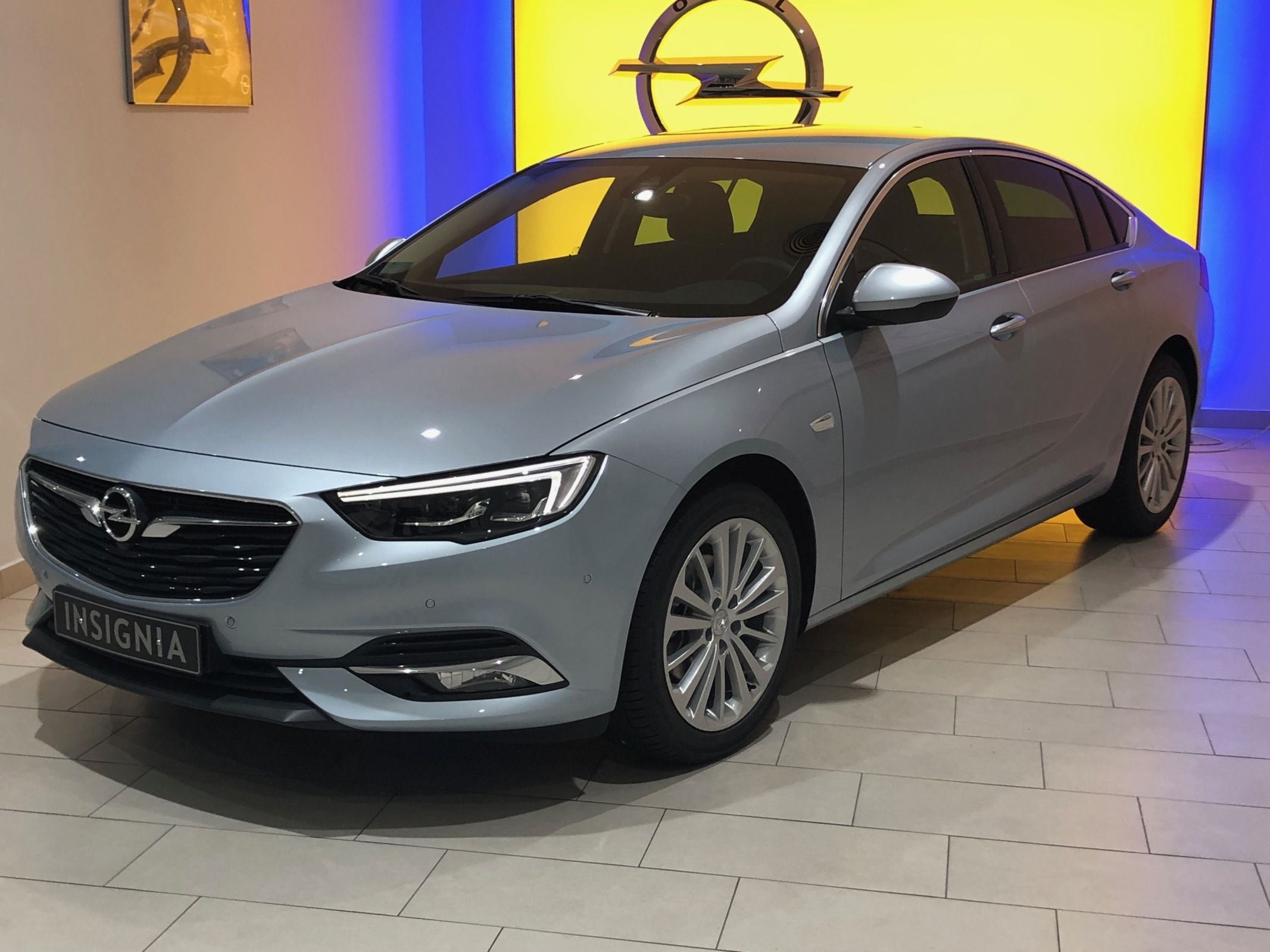 Opel Insignia GS Excellence 1.5 T XFT S&S (165CV) desde 23.900€