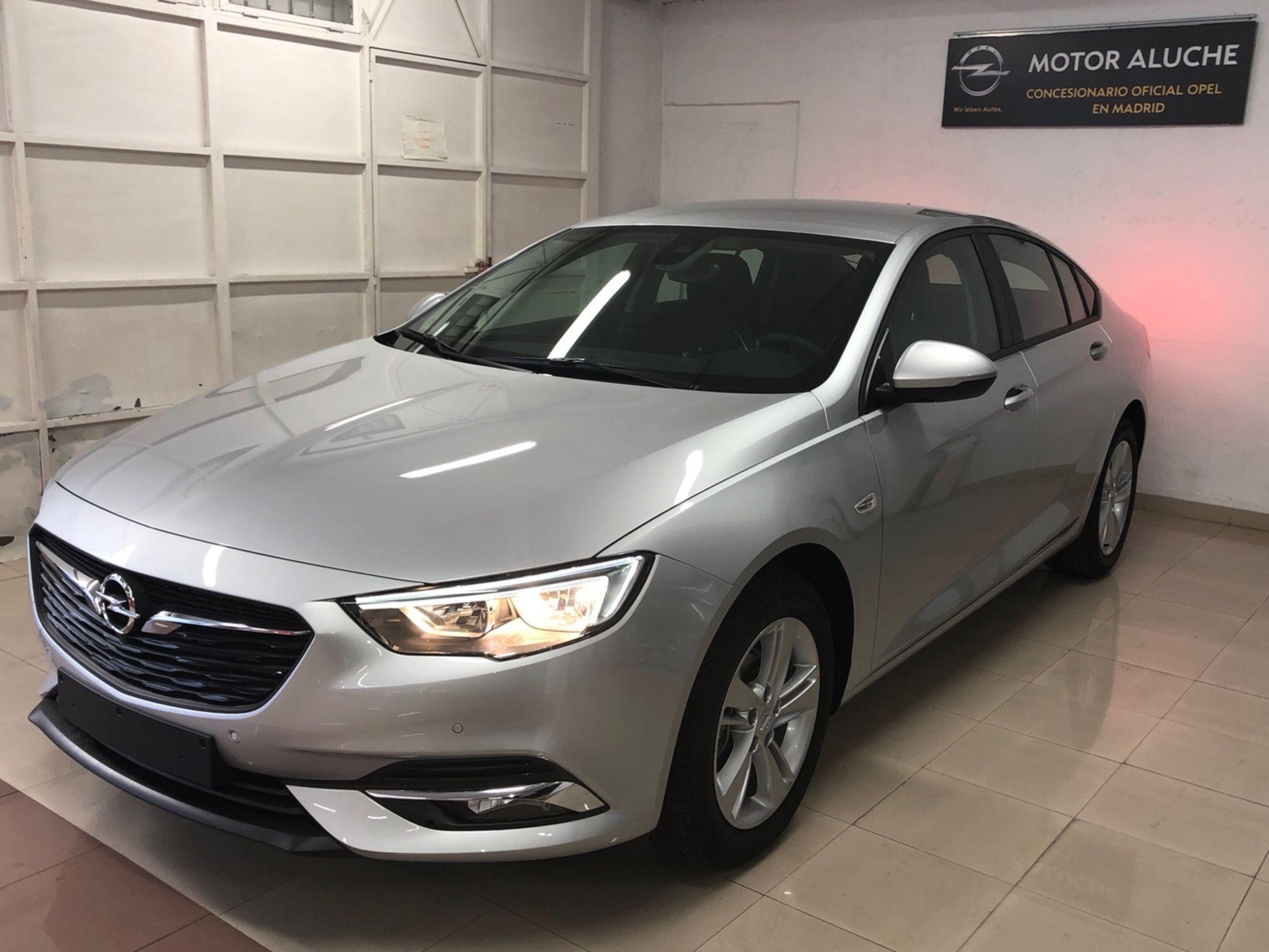 Opel Insignia GS Selective Pro 1.6 CDTI S&S TD (136CV) desde 24.990€