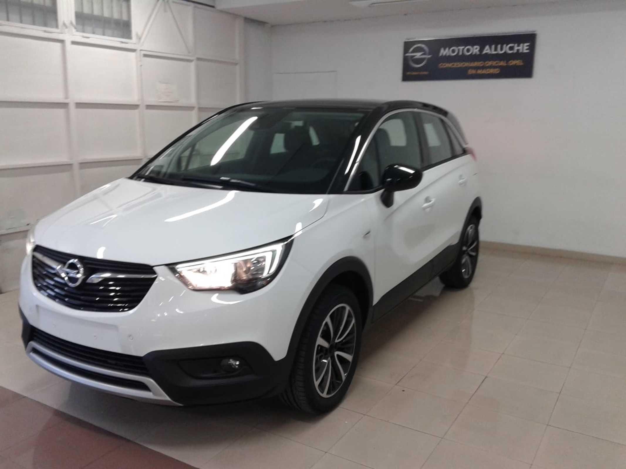 Opel Crossland X Innovation 1.2 S&S (130cv) desde 17.295€