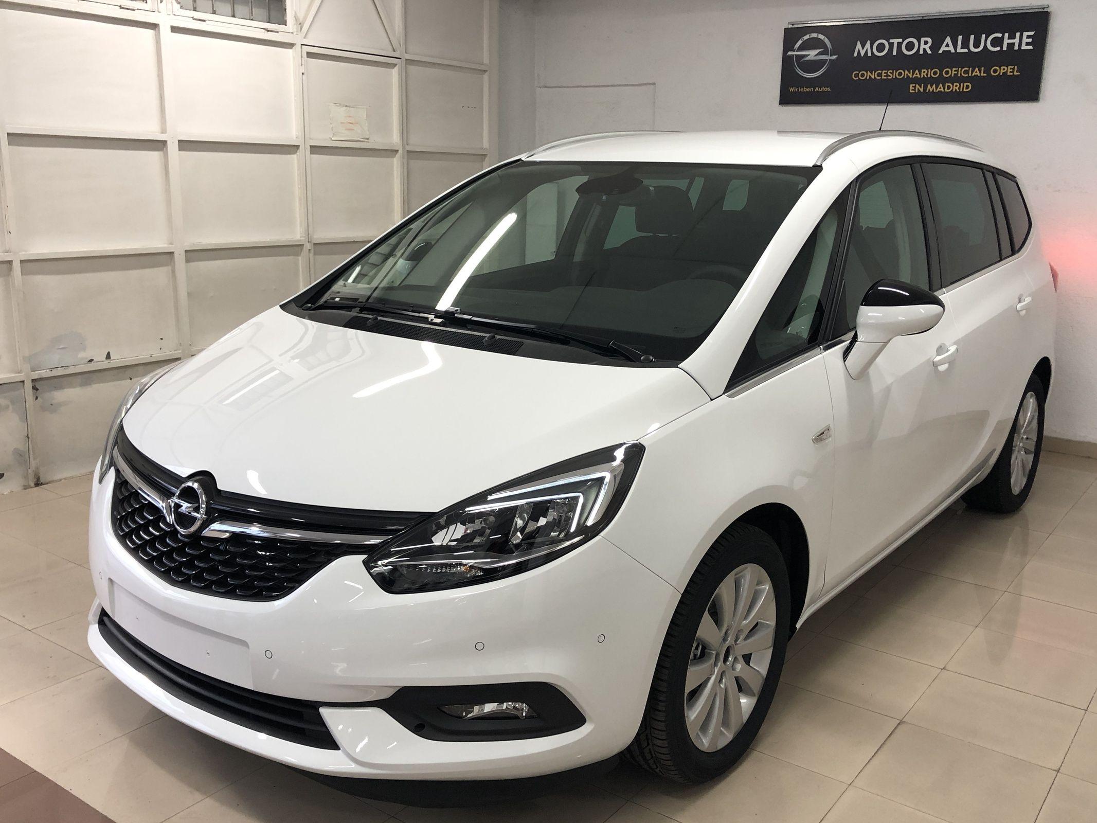 Opel Zafira Innovation 1.6T S&S (136CV) desde 21.390€