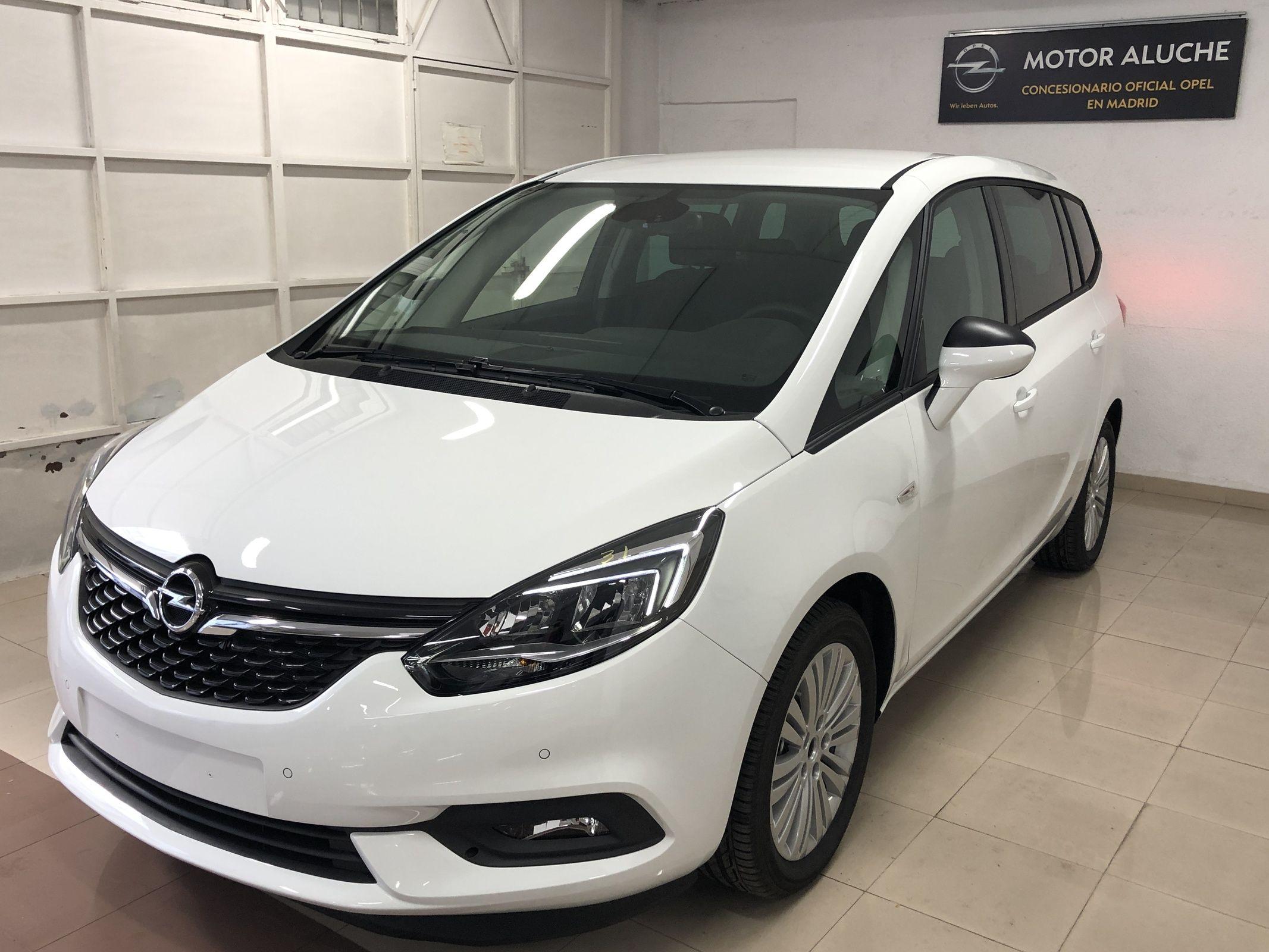 Opel Zafira Selective 1.6T S&S (136CV) desde 19.225€