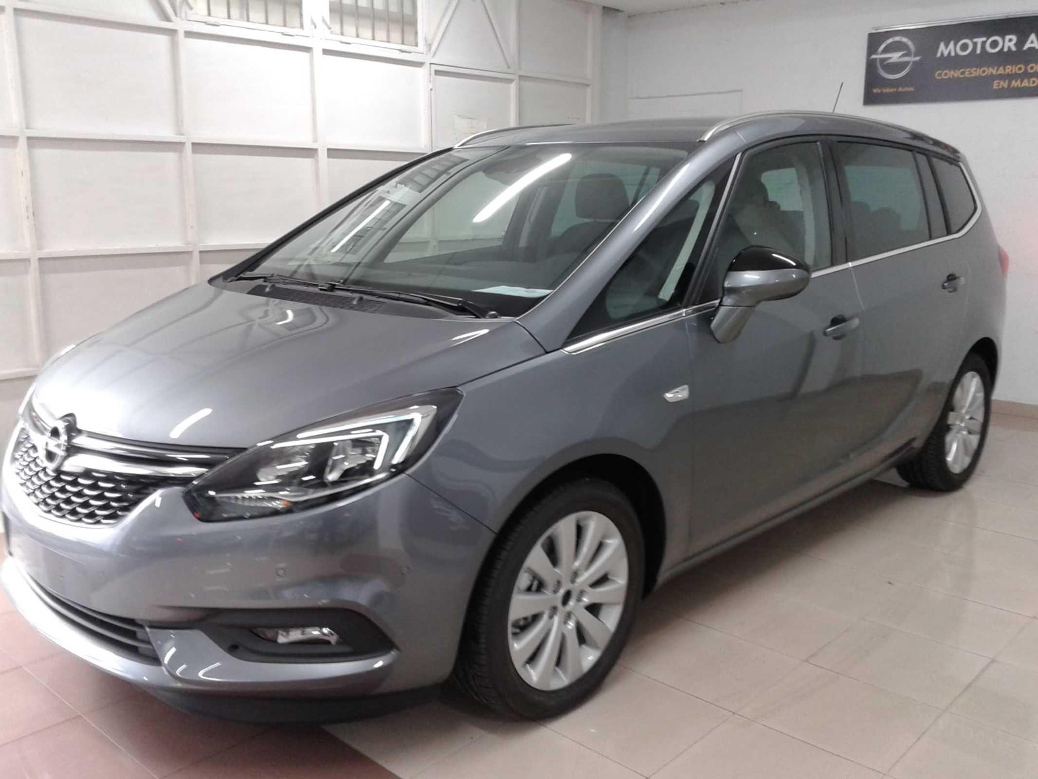 Opel Zafira Innovation 1.6T S&S (136CV) desde 21.299€