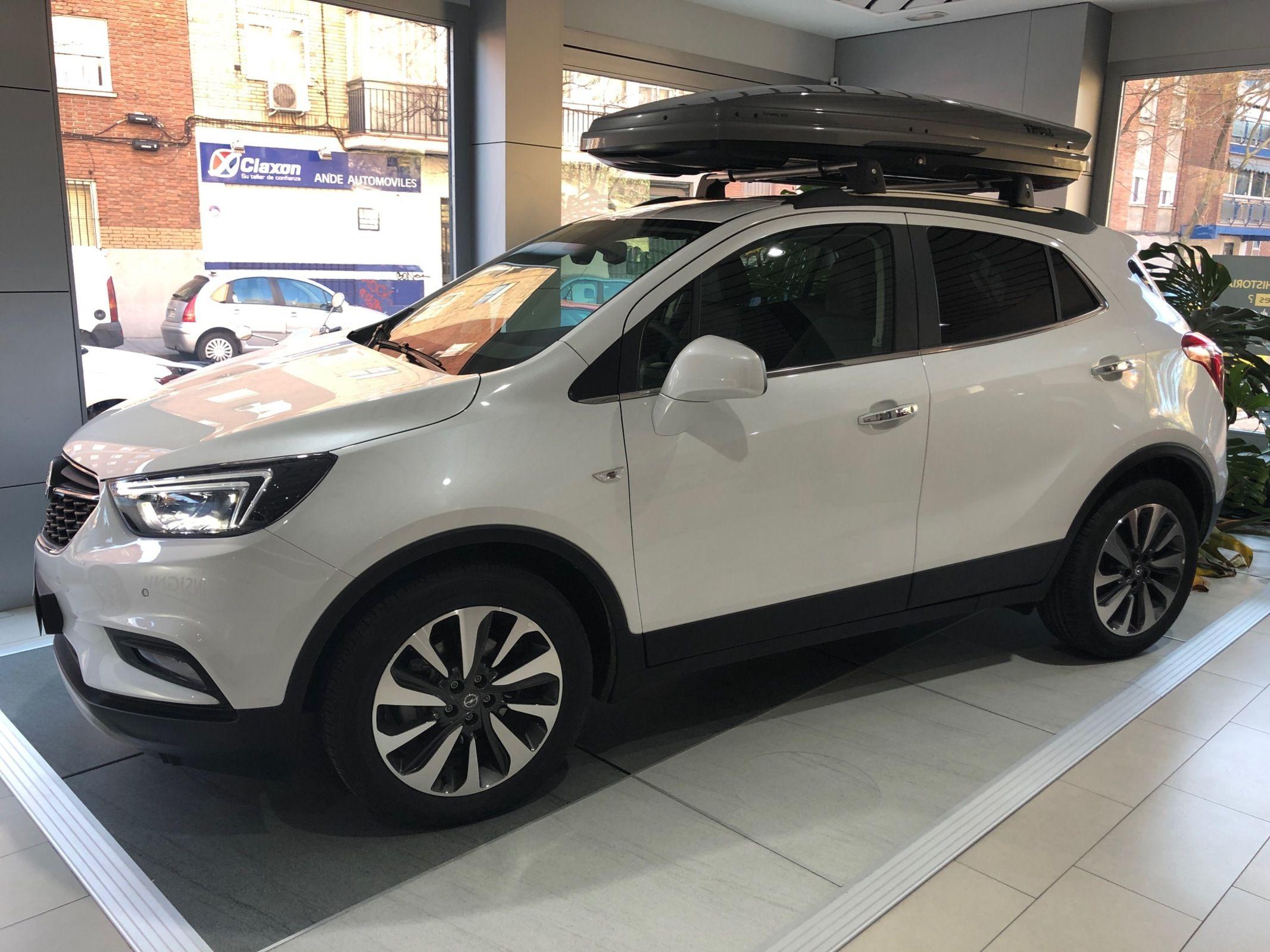 Opel Mokka X Excellence 1.6 CDTI 4x2 (136CV) AUT desde 20.050€