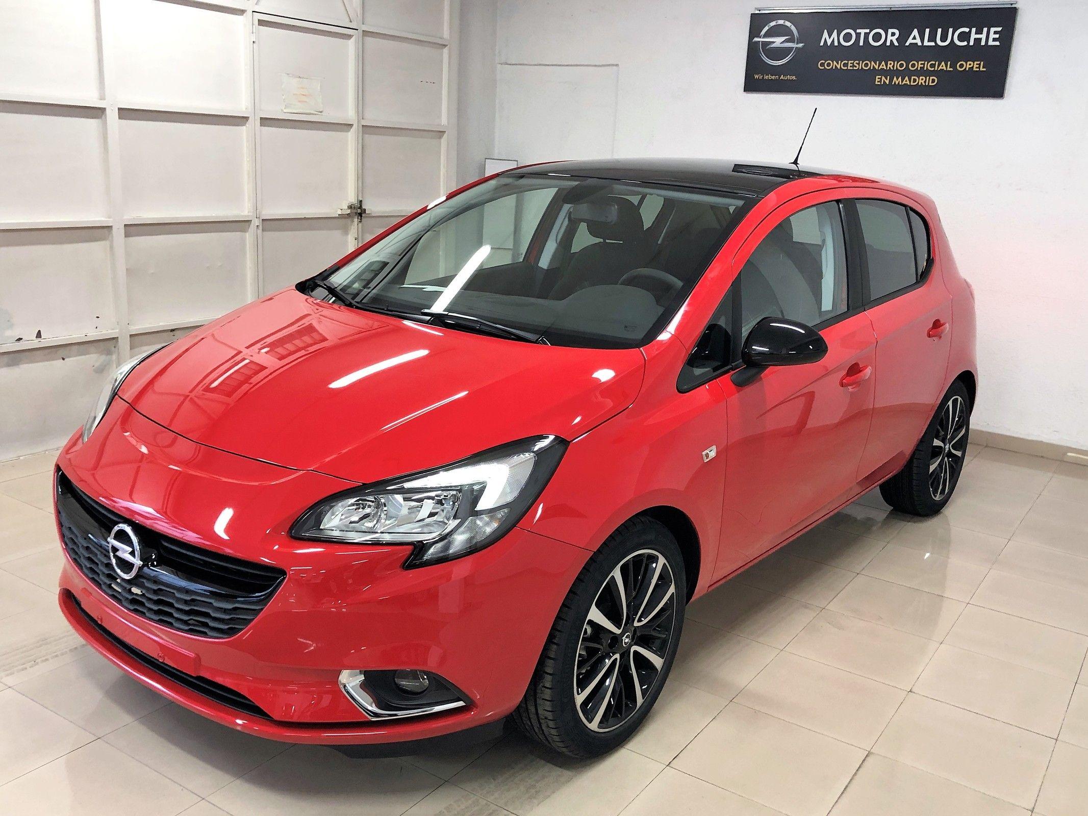 Opel Corsa 5P Design Line 1.4 (90CV)  desde 11.350€