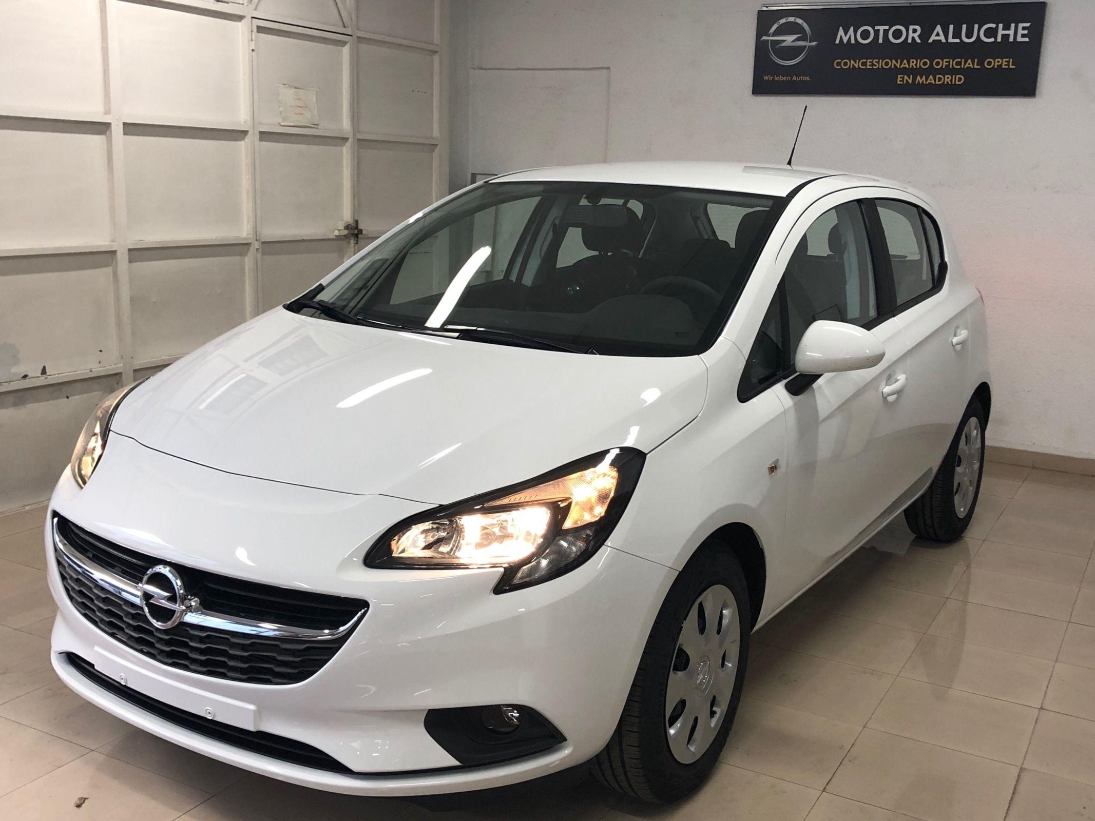 Opel Corsa 5P selective PRO GLP 1.4 (90CV) desde 10.449€