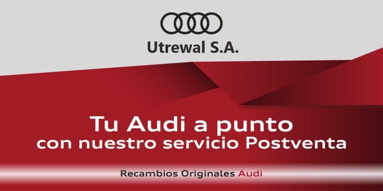 SERVICIO OFICIAL POSTVENTA AUDI UTREWAL UTRERA (SEVILLA)