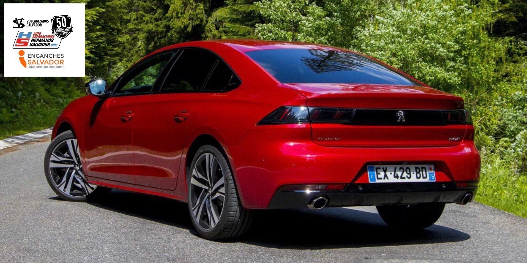 Nuevo enganche para Peugeot 508 5 puertas en Hermanos Salvador , tu enganche en Vizcaya