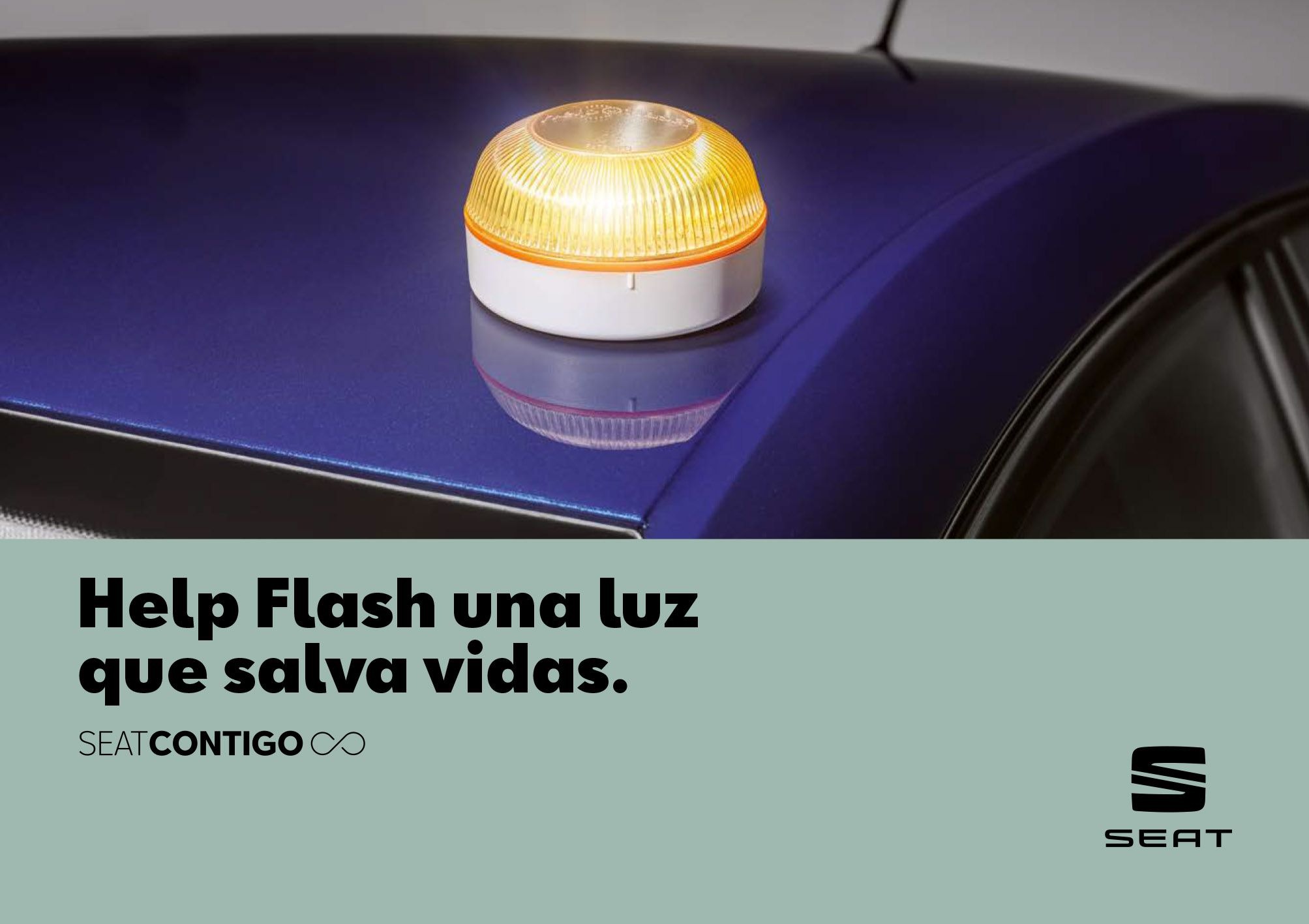 Help Flash, una luz que salva vidas