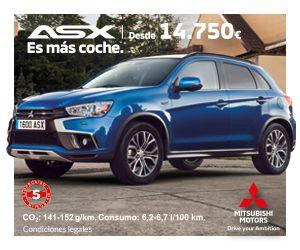 Condiciones Mitsubishi ASX