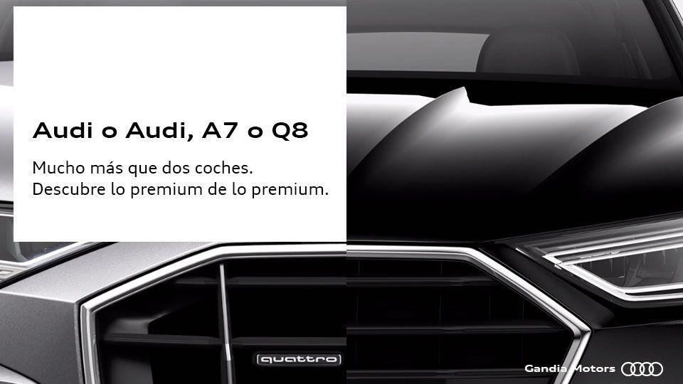 Audi o Audi