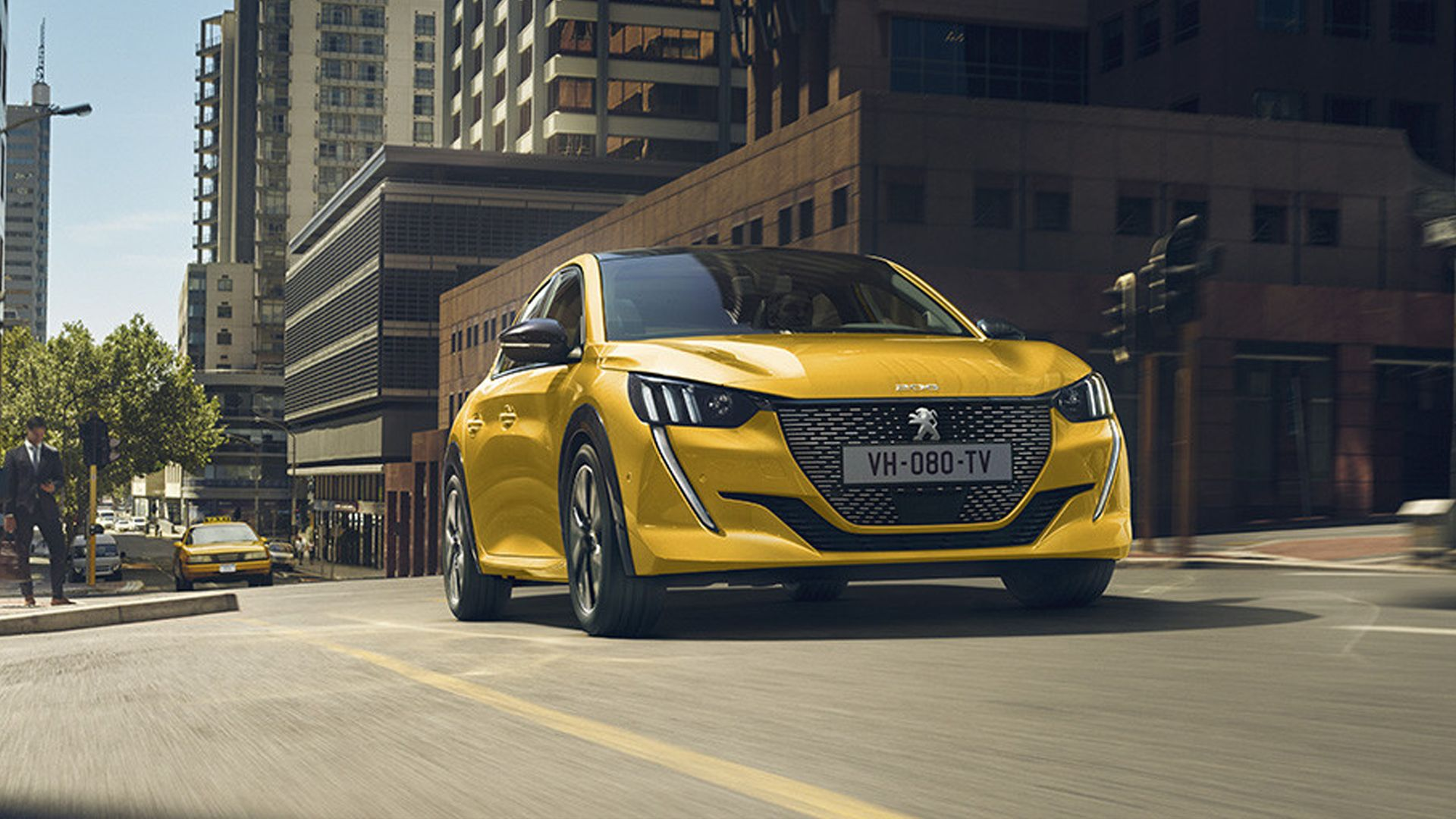 Nuevo Peugeot 208: conducción semiautónoma y futurista