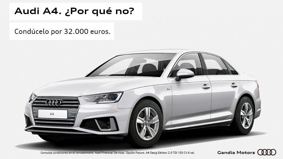 Conduce este A4 de 150CV por 32.000 euros