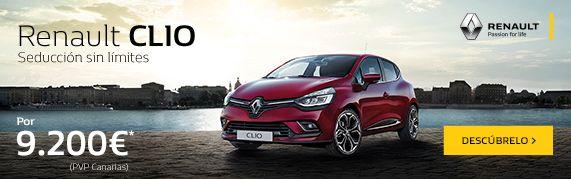 Renault Clio Oferta Marzo