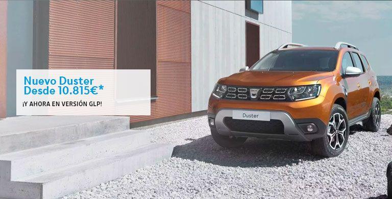 Nuevo Dacia DUSTER 10.815€