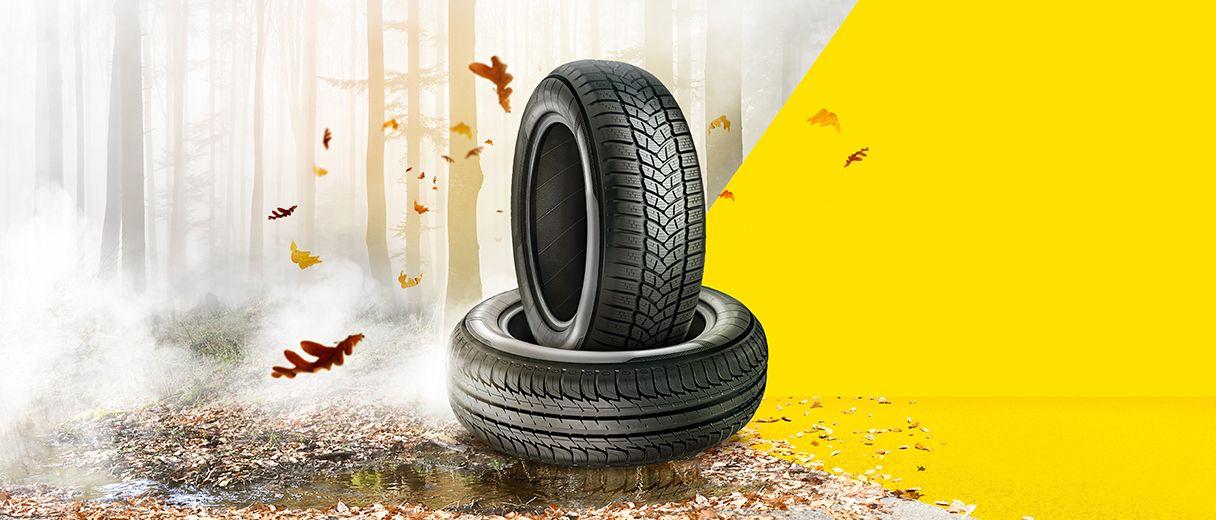 Es el momento de cambiar los neumáticos de tu Opel.
