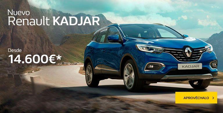 Renault KADJAR hasta 31/03/2019