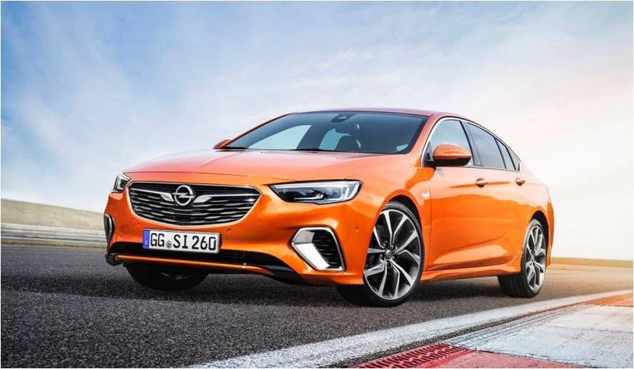Potencia y agarre: El Opel Insignia lidera el camino