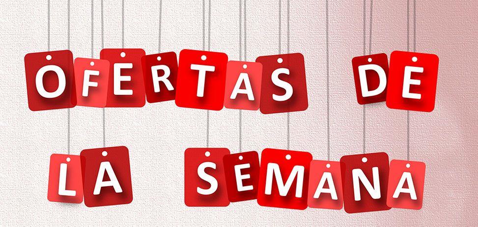 Nuevas Ofertas cada Semana!!!