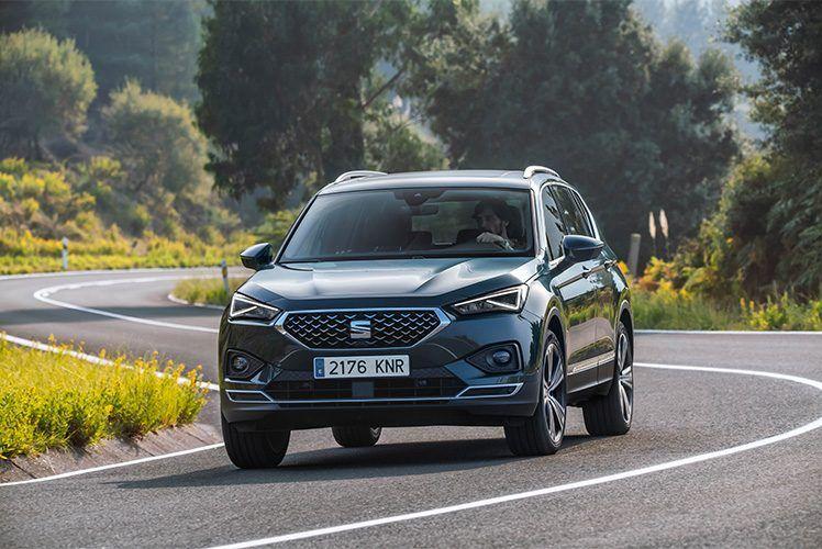 El SEAT Tarraco consigue la máxima puntuación de seguridad en las pruebas Euro NCAP