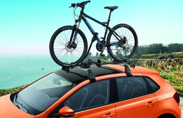 Sujeta bicicletas de techo - Volkswagen Original por 115.72€