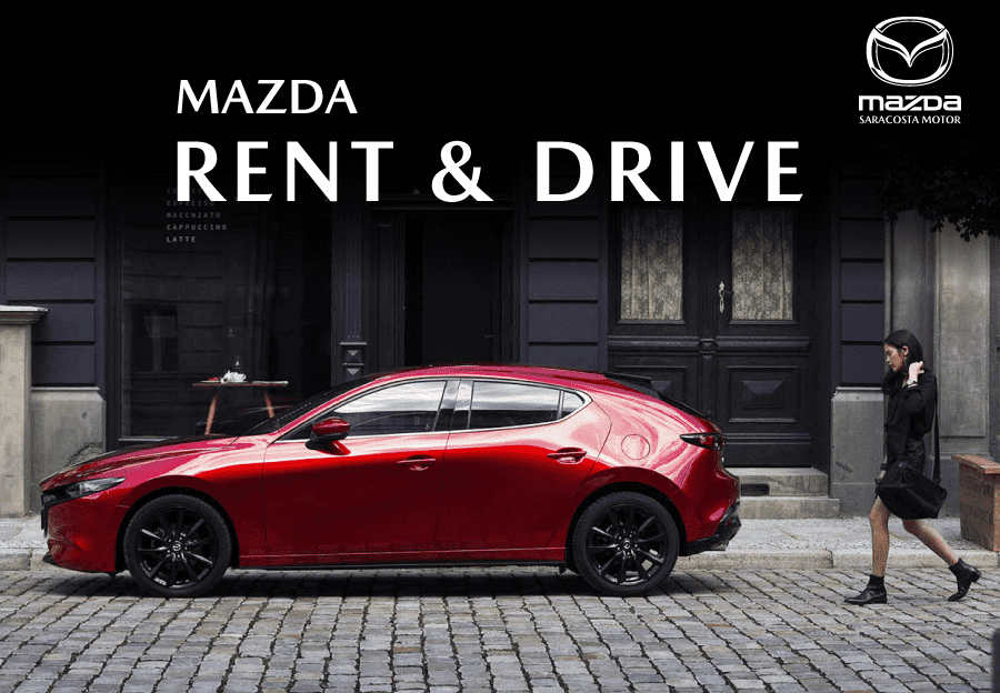 Nuevo Mazda3 SKYACTIV-G 2.0 90kW (122 CV) Origin por 10€/al día