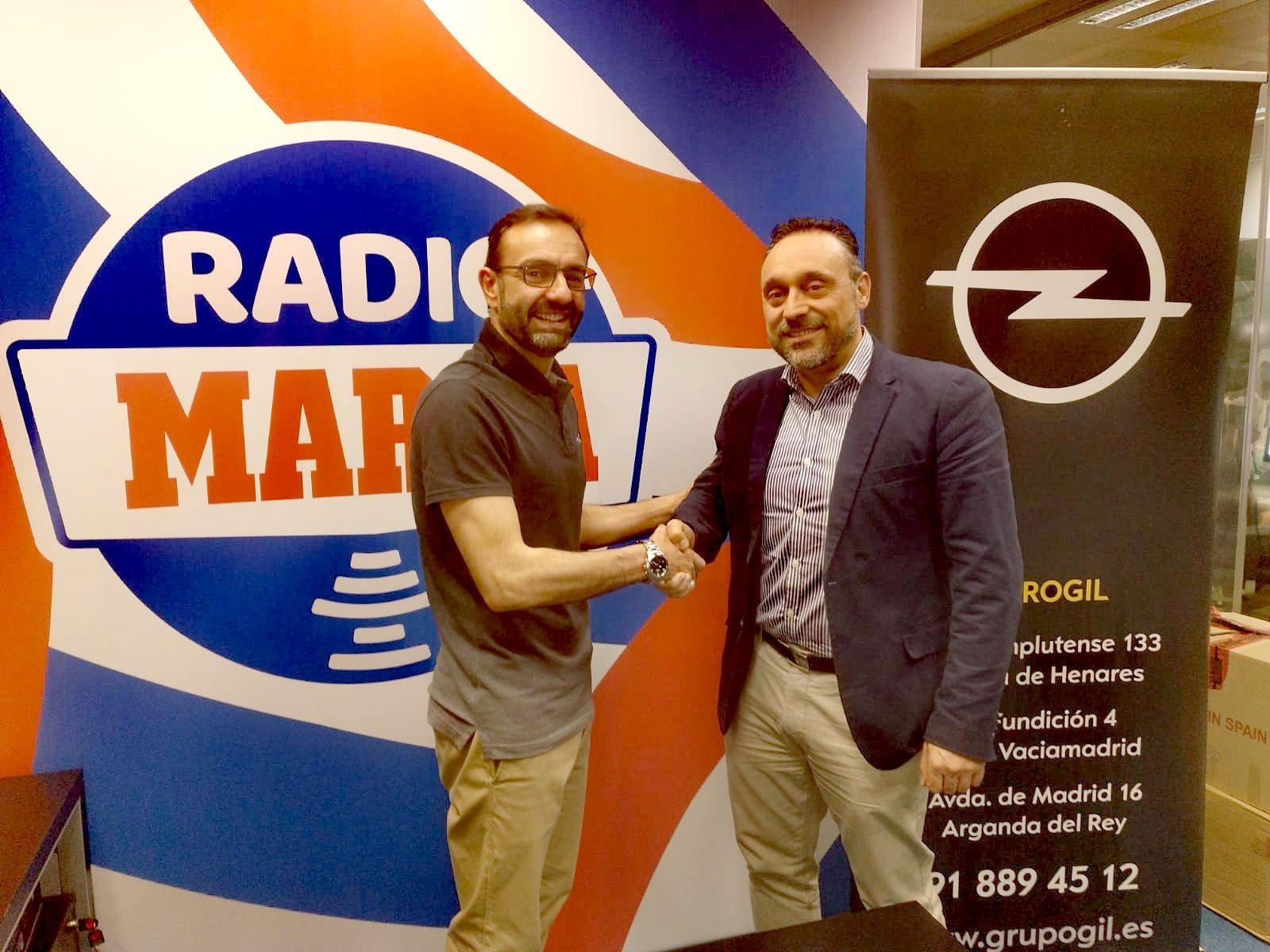 Opel Agrogil firma un acuerdo de colaboración con Radio Marca