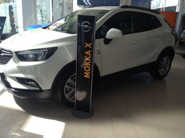 Opel Mokka X 120 Aniversario 1.4 140cv Gasolina de KM0 por 17600€*