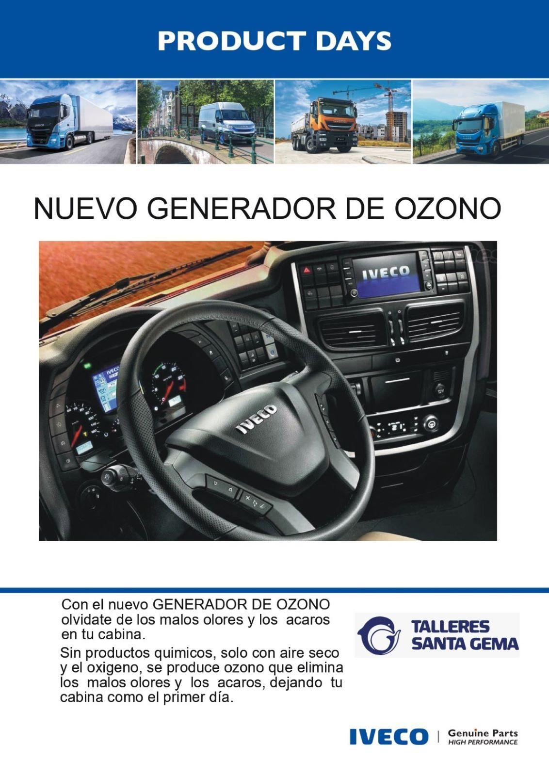 NUEVO REGENERADOR DE OZONO
