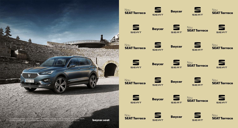 Et convidem a veure el Nou SEAT Tarraco