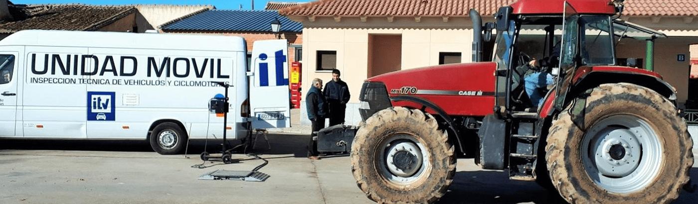 ITV para Vehículos Agrícolas y Forestales