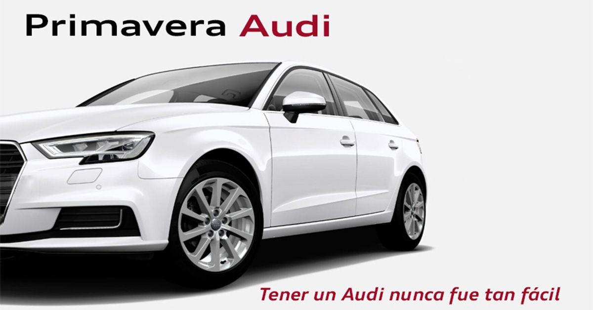 Llega la Primavera Audi a Tallers Xàtiva