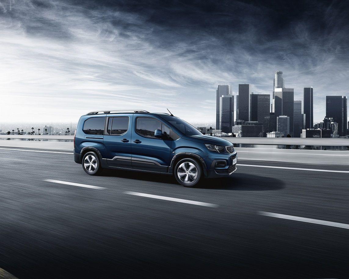 Peugeot Rifter Long: el espacio interior y la versatilidad del Rifter entran en un nuevo nivel