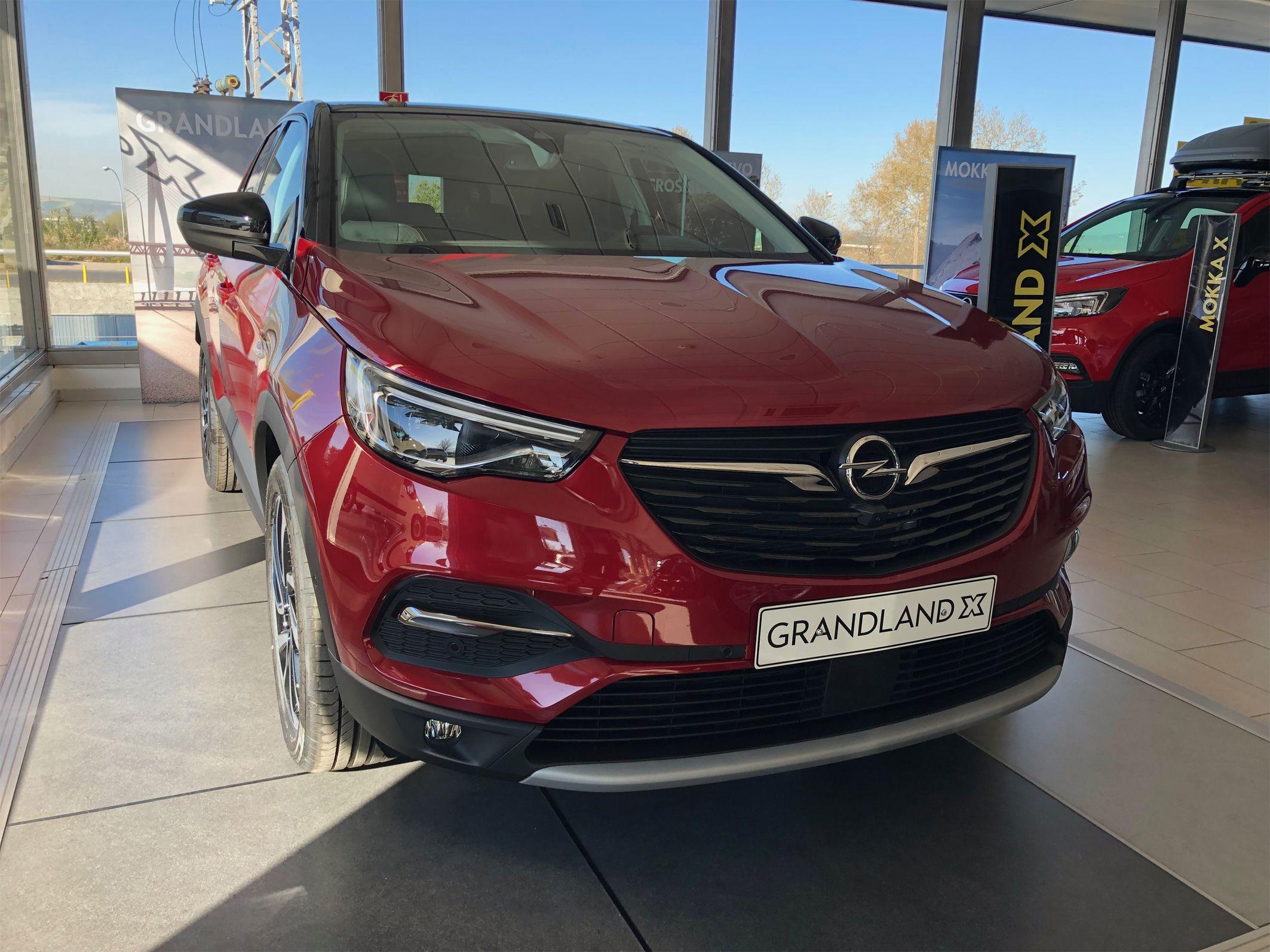 Gama SUV de Opel: Grandland X