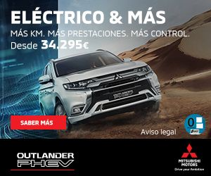 Condiciones Mitsubishi Outlander PHEV'19
