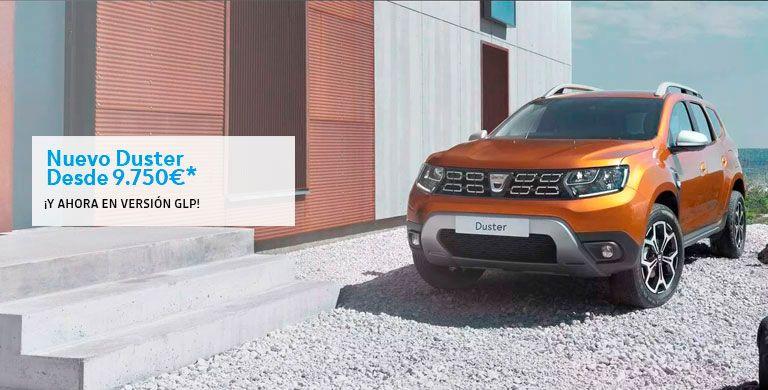 Nuevo Dacia DUSTER 9.750€ hasta 30/04/2019
