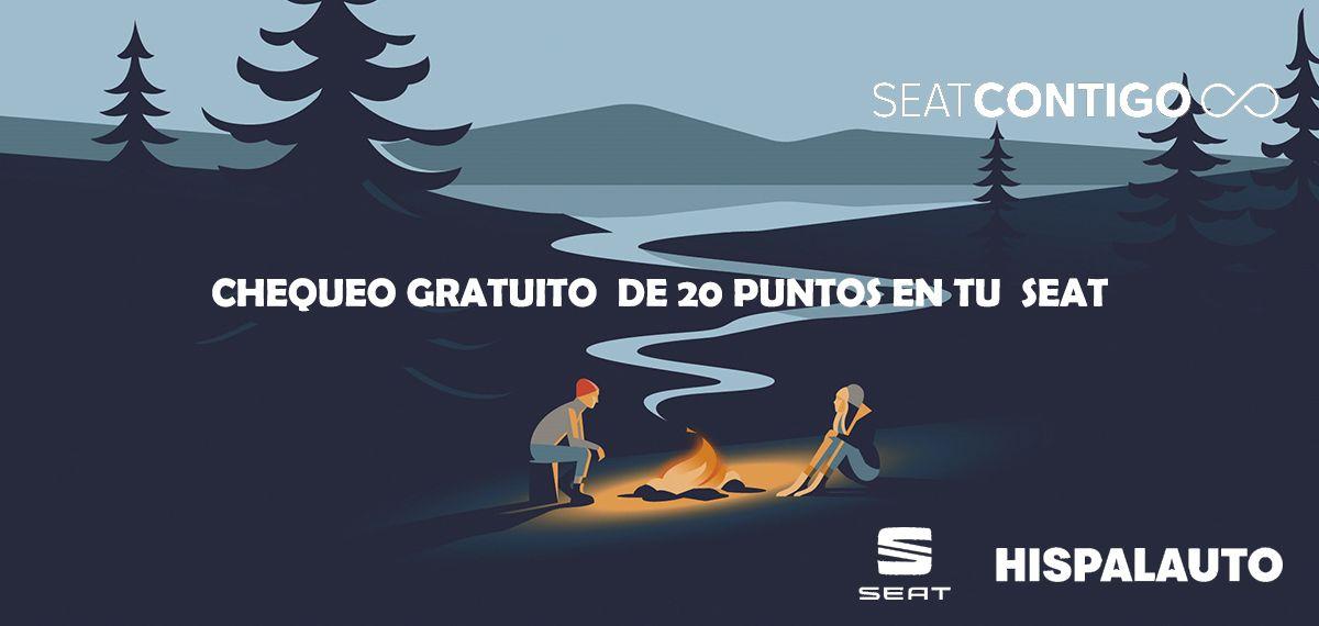 CHEQUEO GRATUITO DE 20 PUNTOS EN TU SEAT