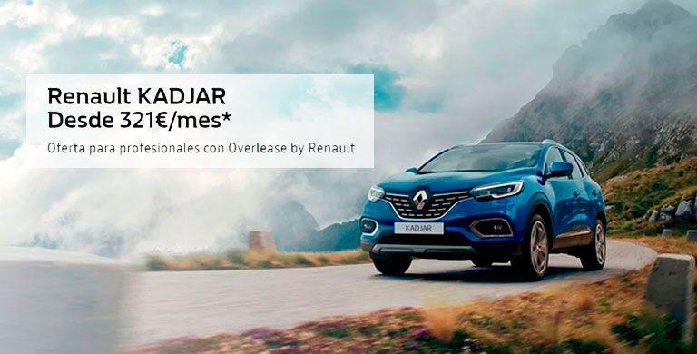 Renault KADJAR hasta 30/04/2019