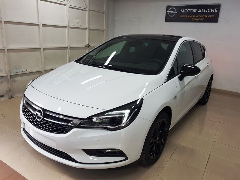 Opel ASTRA 5P Dynamic 1.4 (125CV) desde 16.350€