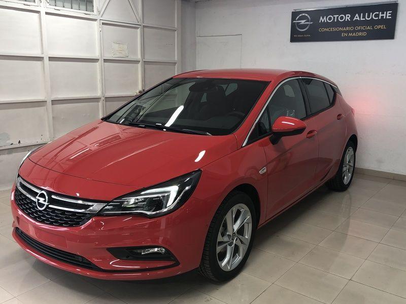 Opel ASTRA 5P 120 ANIVERSARIO 1.4 (125CV) desde 15.275€