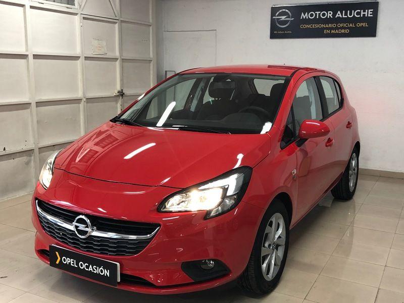 Opel Corsa 5P selective 1.4 (90CV) desde 11.150€