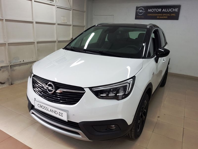 Opel Crossland X Design Line 1.2 S&S (110cv) desde 14.975€