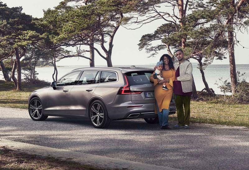 Nuevo Volvo V60 Premium Edition desde 32.000€*  *PARA VEHÍCULOS FINANCIADOS